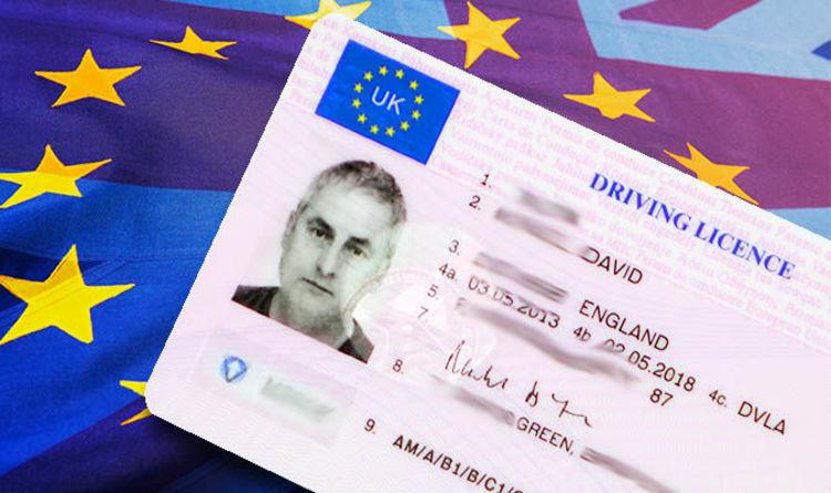 dvla international driving licence