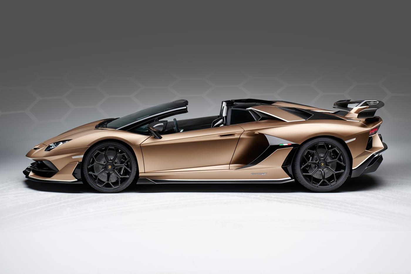 Lamborghini Aventador Svj Roadster Price Specs Photos Review