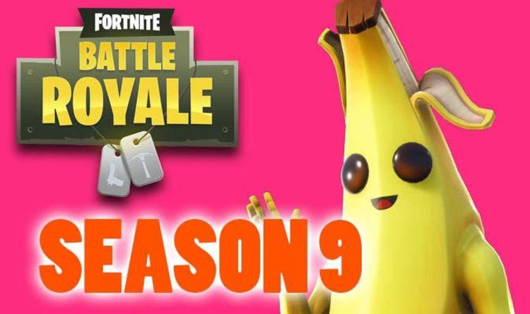 Fortnite season 9: When is Fortnite season 9 release date? When does