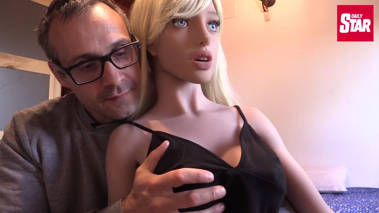 Sex robot demo  Sergi reveals Samantha s various modes  7c0eb84dd6