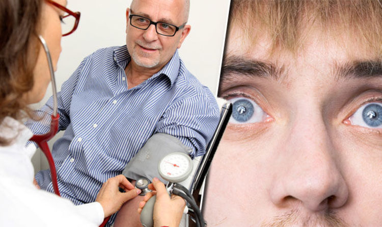 High blood pressure symptoms: Hypertension signs include eye floaters    Express.co.uk