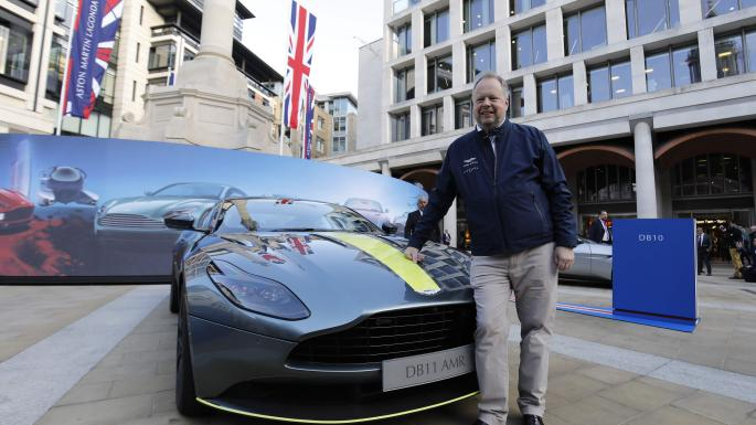 Aston Martin Stock >> Aston Martin On Knife Edge After Crashing To 79m Loss