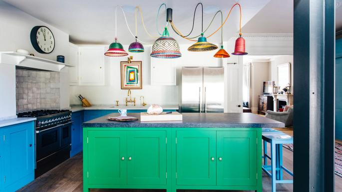 Two-tone kitchens | Home | The Sunday Times