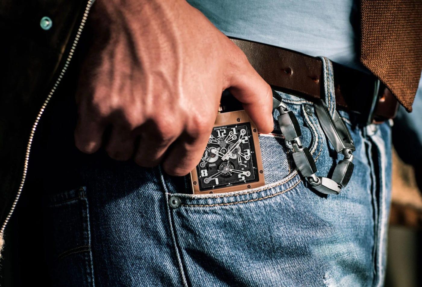 Richard Mille Rm 020 A Tourbillon For Your Pocket