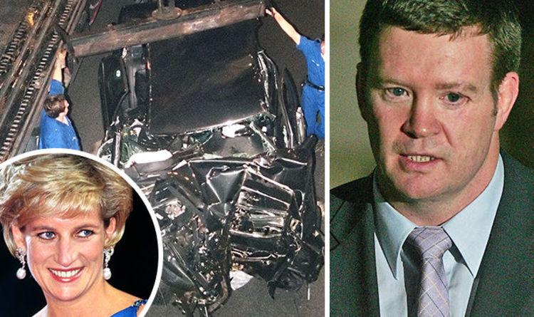 Princess Diana S What Hened To Her Bodyguard Trevor Rees Jones Royal News Express Co Uk