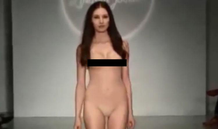 model underwear Female nude