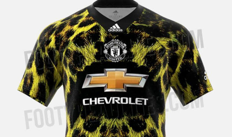 6a9e37ded Man Utd to release shocking fourth kit  Fans go into MELTDOWN as new strip  is leaked