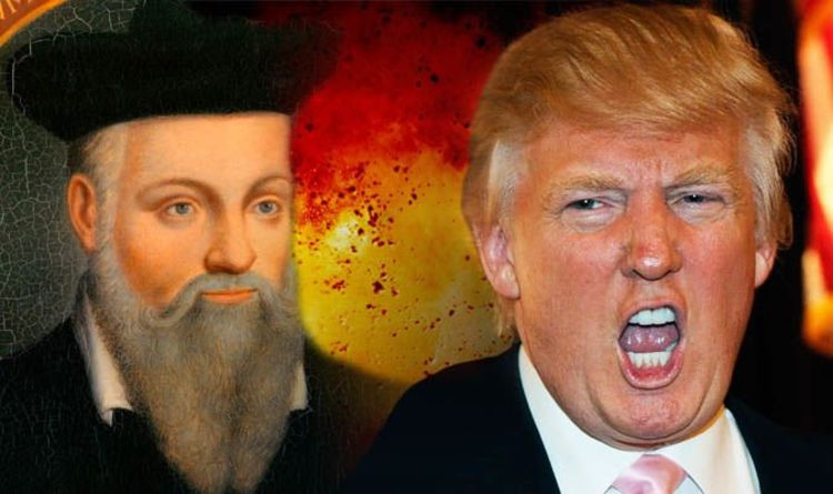 Nostradamus 2019 prediction: Donald Trump ASSASSINATION, War and