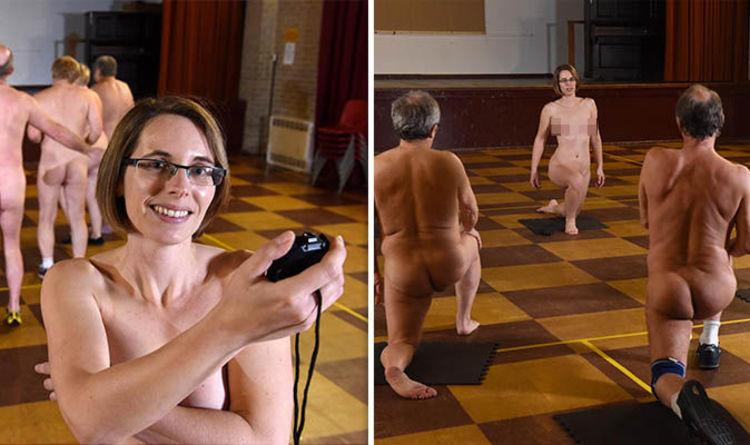 Peeping nude videos