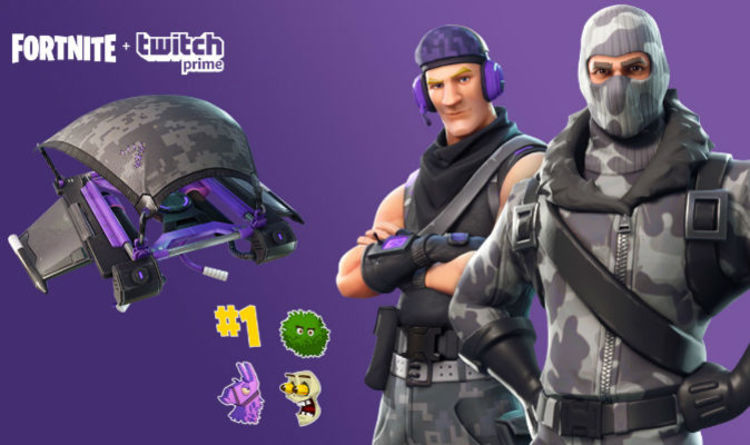 Fortnite Twitch Prime LOOT: How to get new skins on PS4 and Xbox One