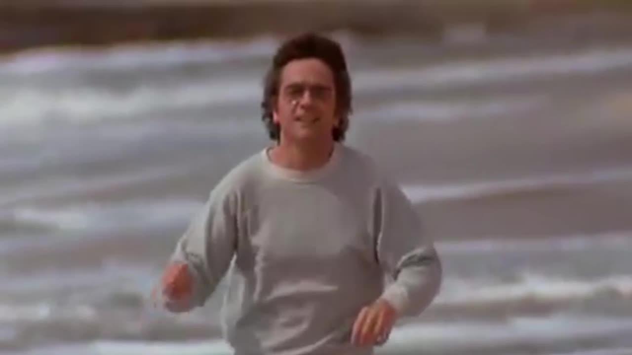 Derek in the beach