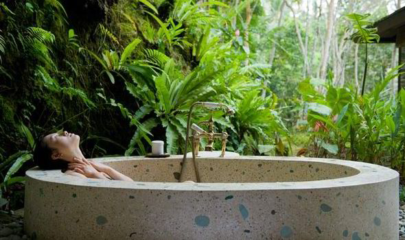 create your own garden spa and pamper yourself whenever you fancy - Garden Spa