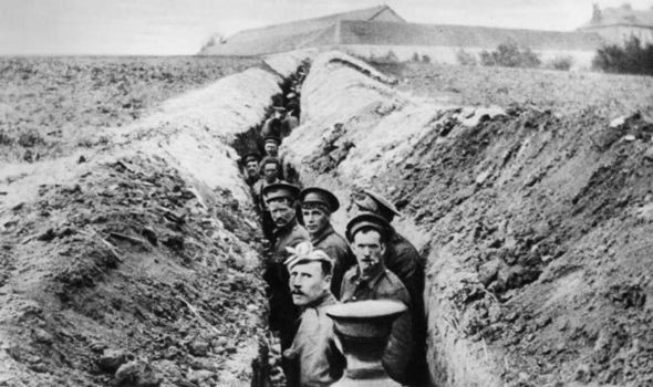 Image result for trenches
