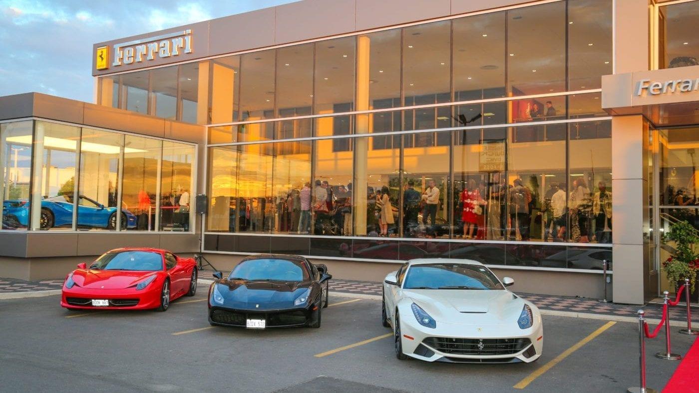 Dealer Details Ferrari Maserati Of Ontario