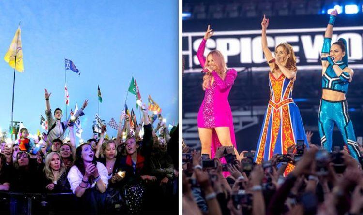 9938eae1bae32 Glastonbury rumours: Will Spice Girls play at Glastonbury this year ...