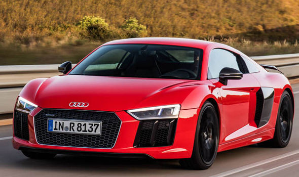 Audi Improves On Perfection Expresscouk - Audi car red