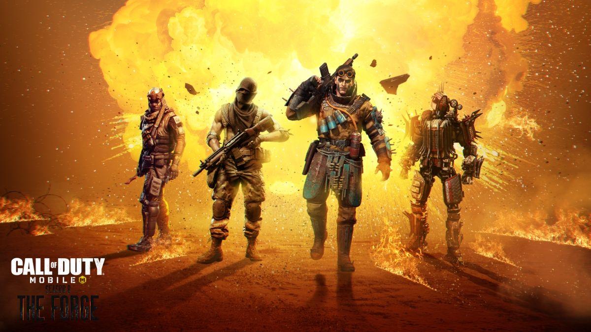 Call Of Duty Mobile Season 8 Roadmap When S Katana Operator