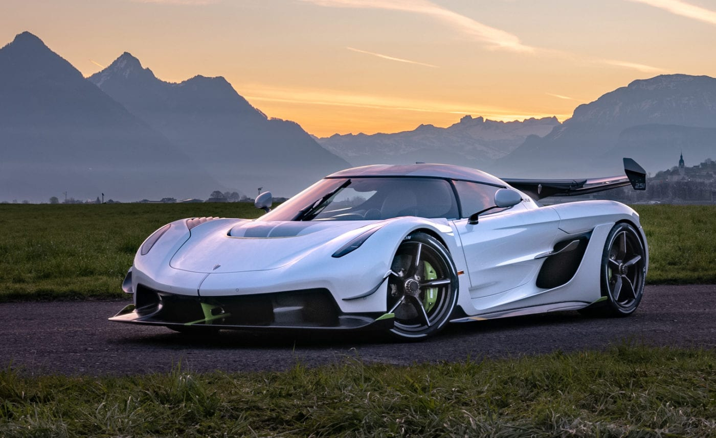 Top 25 Most Expensive Cars