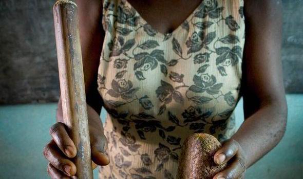 Breast ironing tools