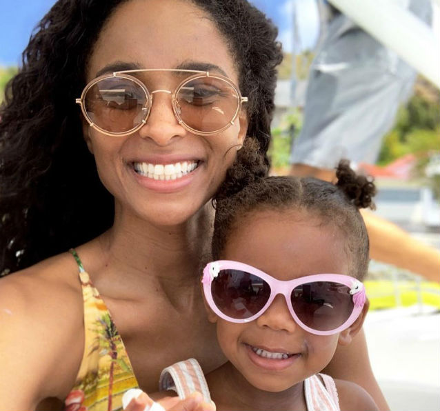 Ciara Russell Wilson And Kids Are Vacationing In Paradise