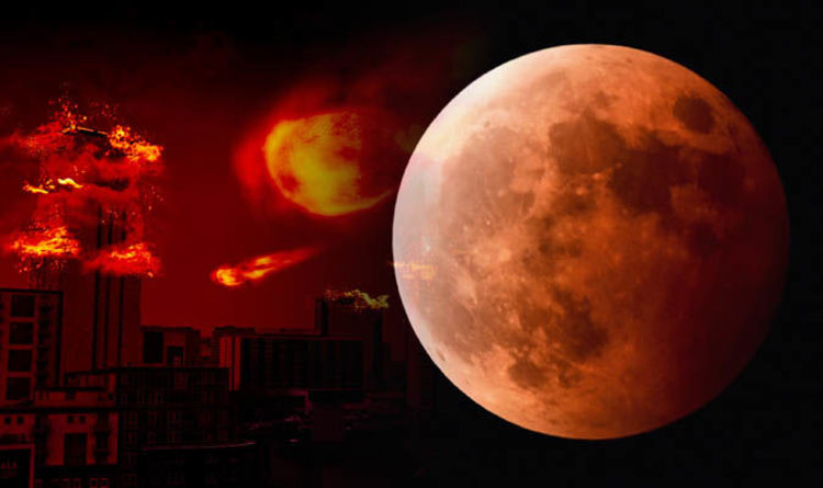 moon eclipse 27 july