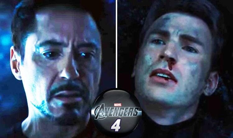 Avengers 4: Iron Man will SACRIFICE Captain America for Soul Stone