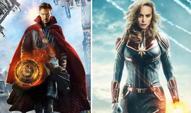 Avengers 4: Did Doctor Strange time travel to join Captain Marvel