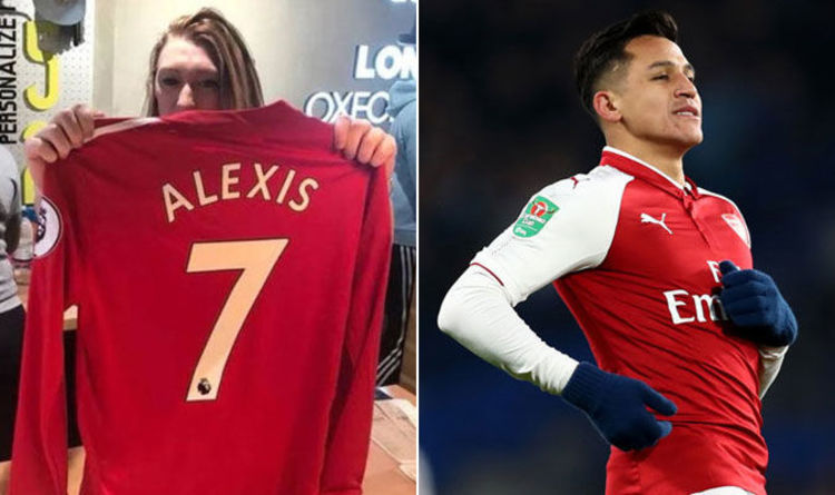 competitive price cef82 c8a75 ALEXIS SANCHEZ LIVE: Transfer latest as Man Utd look to ...