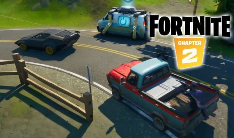 Fortnite Cars Release Date When Are Cars Coming To Fortnite