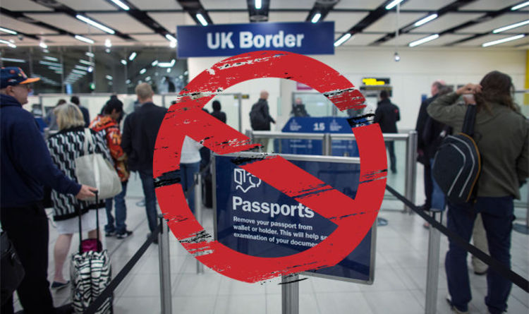 Airport security UK: The foods you can't bring back from holiday