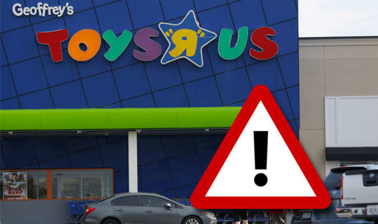 Toys R Us Store Closure Full List Of 180 Usa Stores Set To Close