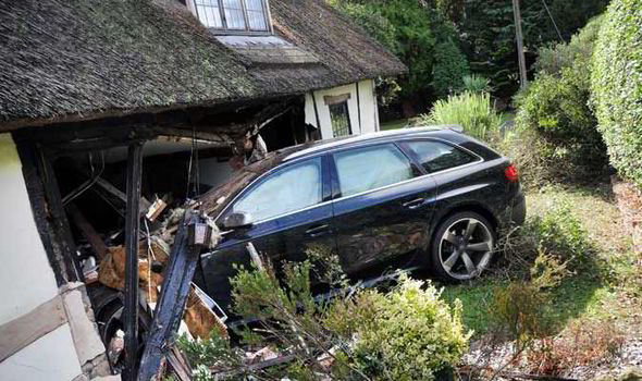 Beautiful Cottage Faces Demolition After Audi Crashes Into Year - Cascade audi