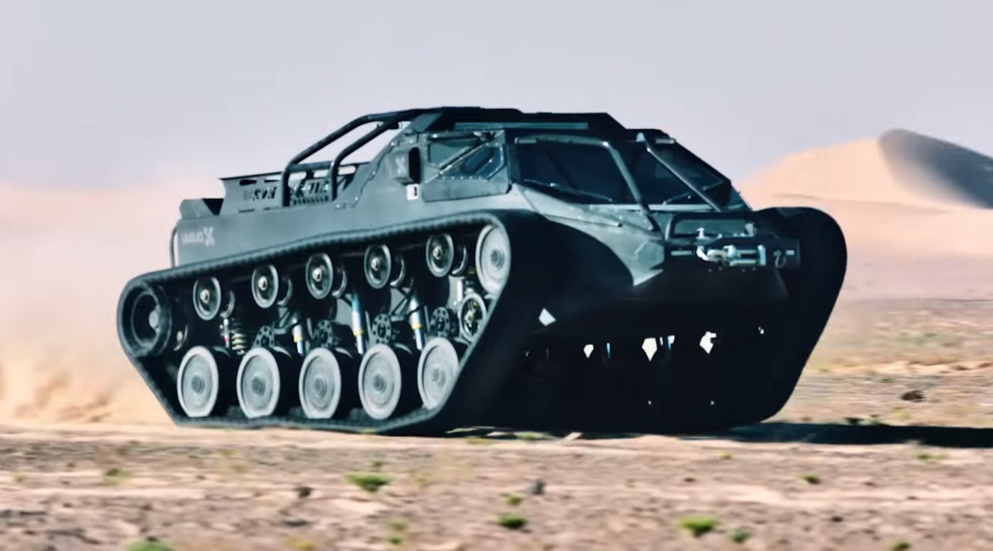 Ripsaw Ev2 For Sale >> Ripsaw Ev2 Is A Mean And Luxurious Super Tank