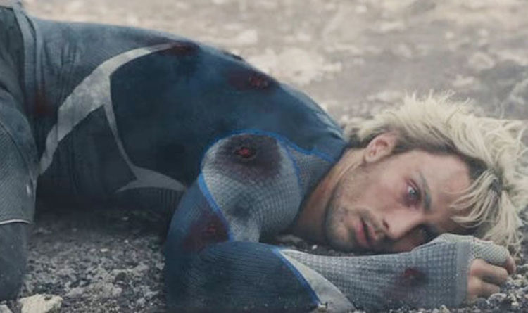 Avengers Infinity War QUICKSILVER is back – star spotted on Avengers 4 set    6c477d98a87
