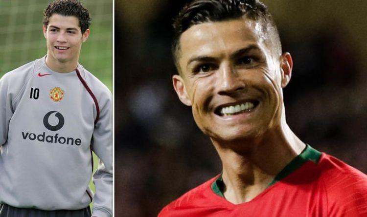 6b6c7537823 Cristiano Ronaldo  Juventus star forced Man Utd to make transfer gamble -  Martin Edwards