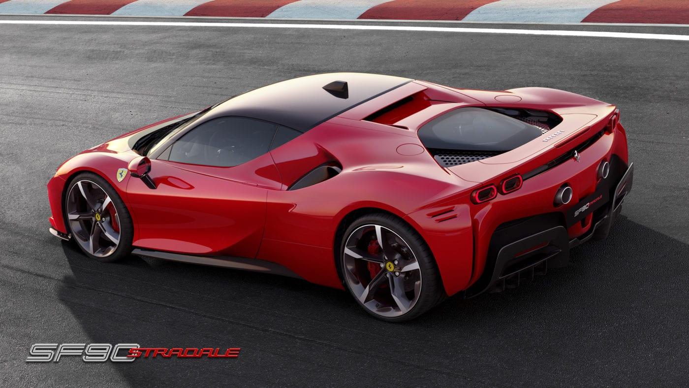 What Is The Fastest Ferrari