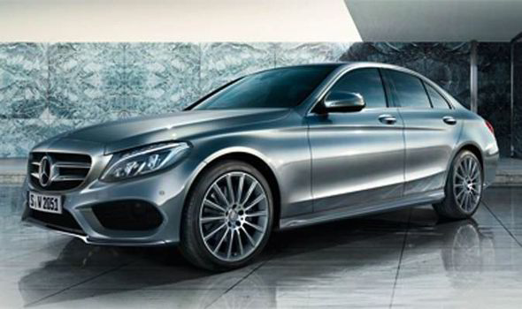 Mercedes C300 Hybrid Mercedes Saloon Gets Even Better Express Co Uk