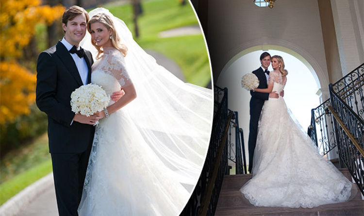 Ivanka Trumps Wedding Dress What She Opted To Wear On Her Big Day