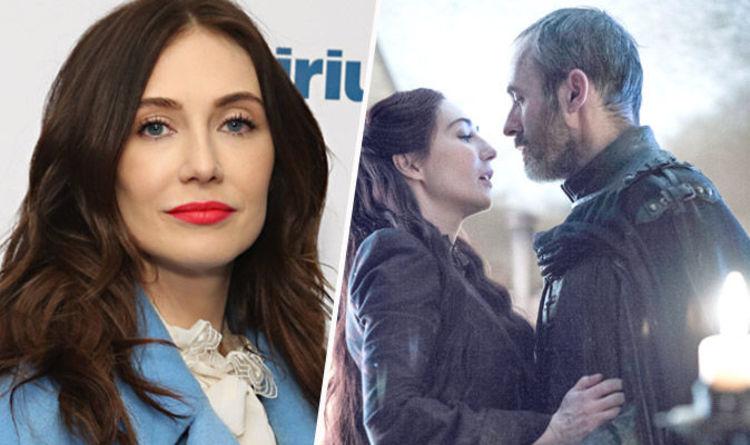Game Of Thrones Star Carice Van Houten On Nude Scenes You Dont