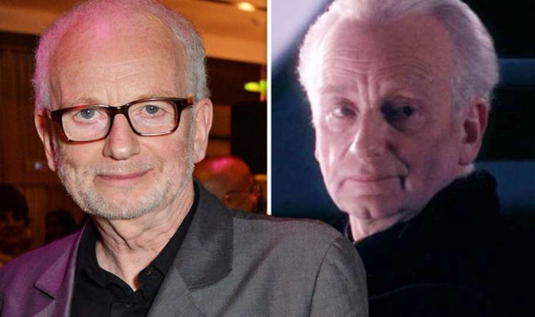 Star Wars Palpatine Star Ian Mcdiarmid On Secret Behind Prequel Scene Films Entertainment Express Co Uk