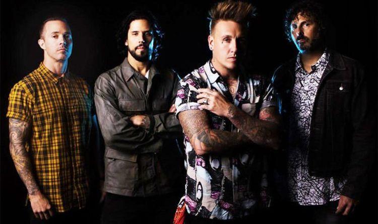 Papa Roach Steveett Thunder Reviews This Weeks New Rock Al Releases