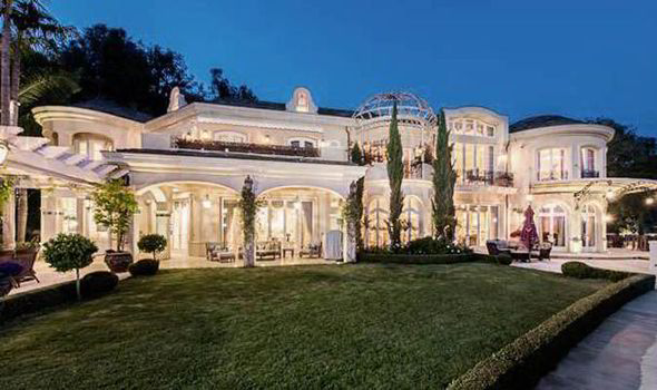 Bel Air Mansion Up For Sale For 14million Expresscouk