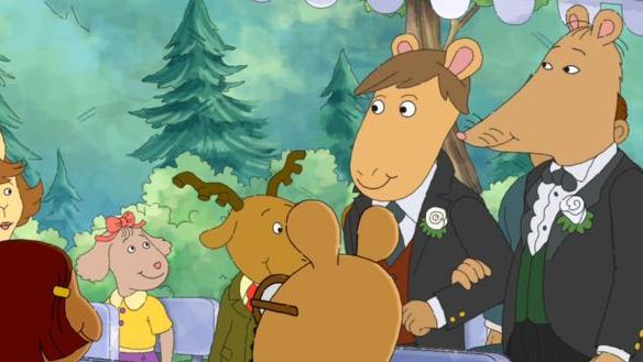 Arthur Cartoon sexe Comment faire le sexe anal pas mal
