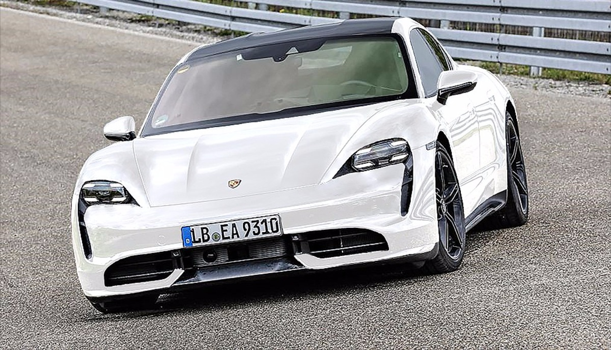 Porsche Taycan This Tesla Killer Comes With Disappointing Specs