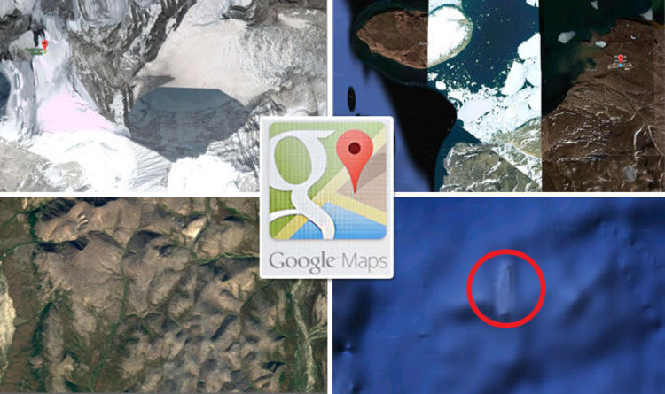 Google Maps: Five places in the world that have been censored