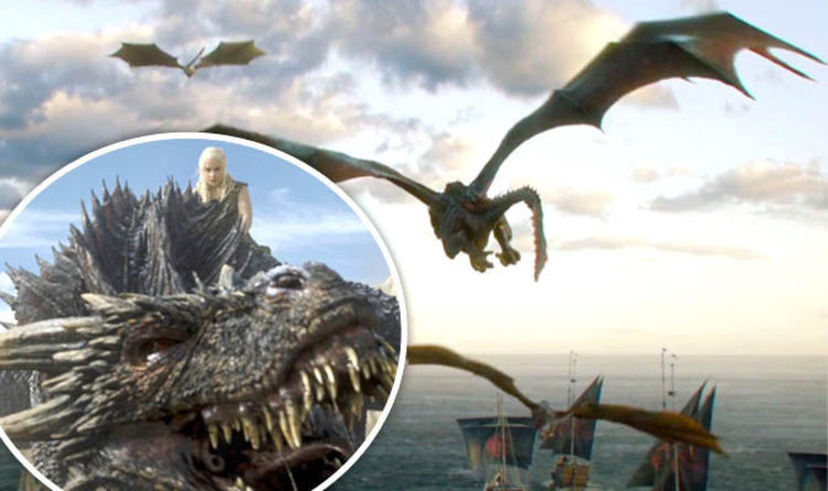 Game Of Thrones Season 7 Episode 6 What Are Daenerys Dragons