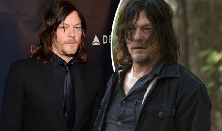 The Walking Dead Season 8 Fans In Meltdown Over First Norman Reedus