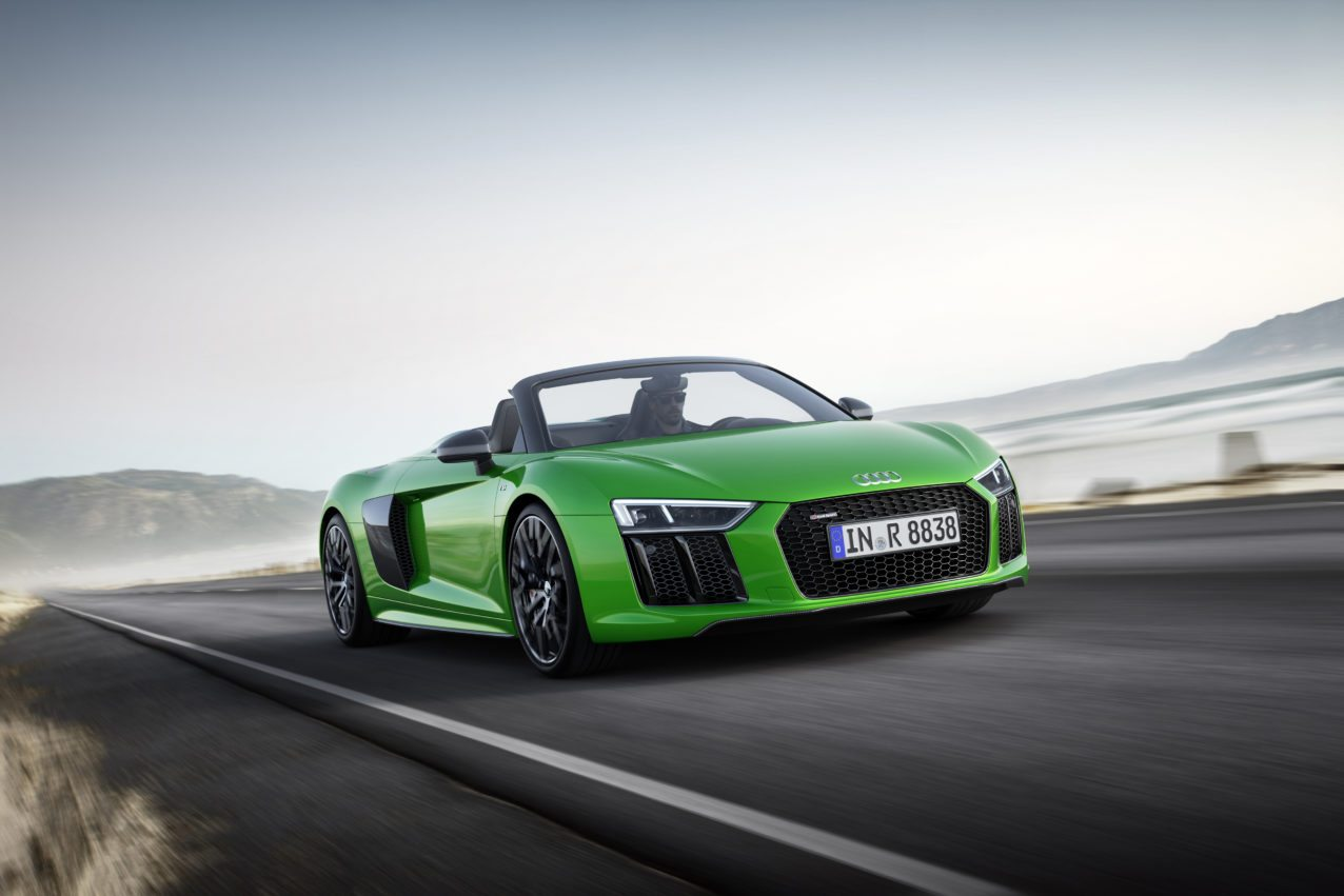 2018 Audi R8 V10 Plus Specs Price Photos Review