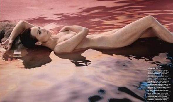 Ninel conde fotos naked