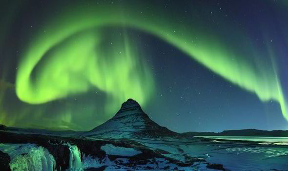 The Best Time Of Year To Spot Northern Lights In Iceland Is Between November And March Image Getty